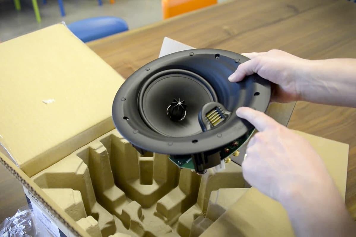 Monitor Speaker Installation services